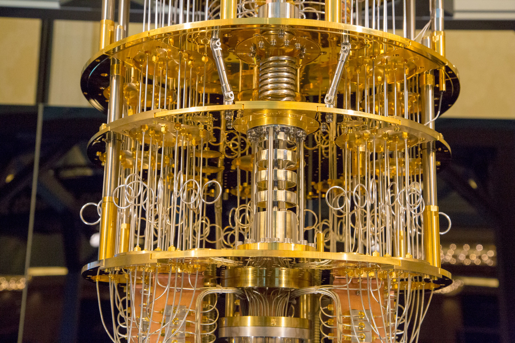 First commercial quantum computer! – The Network Pages